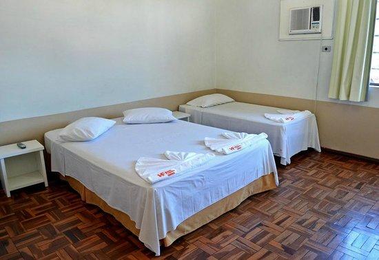 Hotel Faguile: Apartamento Triplo - Casal + Solteiro