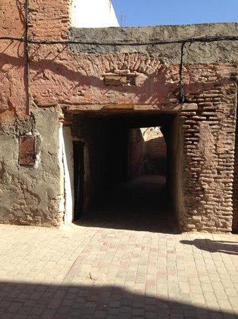 Riad Nabila: quando vedete questa porta..siete praticamente arrivati!