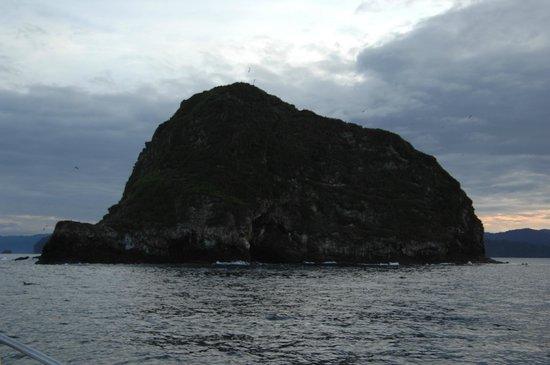 Rocas de Cabo Marzo: Elephant Outcropping
