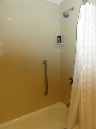 Embassy Suites by Hilton La Quinta Hotel & Spa: Tub/Shower