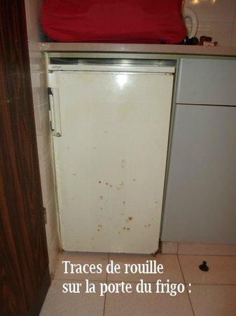 The Home Apartments: Présence d'une petite cuisinette