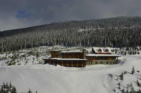 Mica Heliskiing : New Lodge 2013