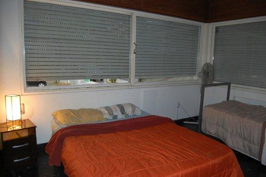 Sur Hostel: Habitación doble