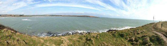 Sextons Caravan and Camping Park: Favourite walk ..Point of wood in Courtmacsherry