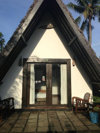 Kaluku Gili Resort: Bungalow