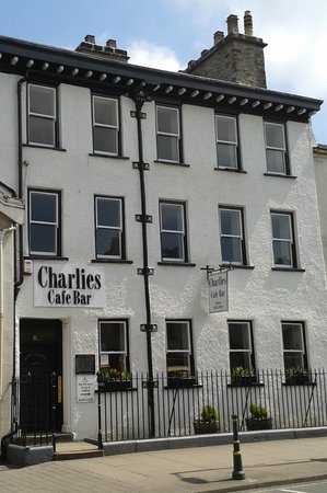 Charlie's Cafe Bar: Charlies Cafe Bar ,Prince Charlie's House, Stricklandgate