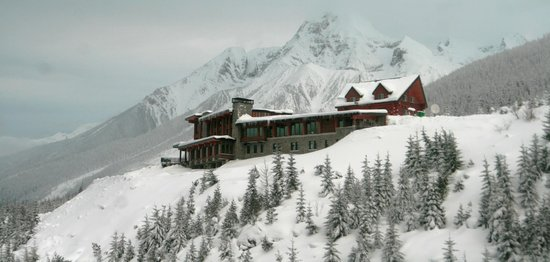 Mica Heliskiing: Mica Lodge and Chalet - Darryn Shewchuk photo