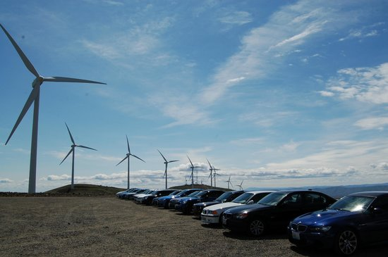 Wild Horse Renewable Energy Center: BMW Club