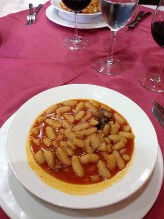 Restaurante Fornos: Fabada