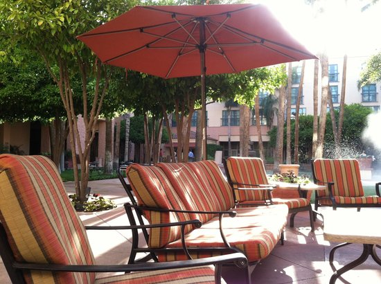 Tempe Mission Palms Hotel and Conference Center: Beautiful spot