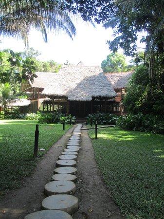 Inkaterra Reserva Amazonica: Dining Lodge