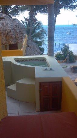 Seaside Cabanas: Heaven!