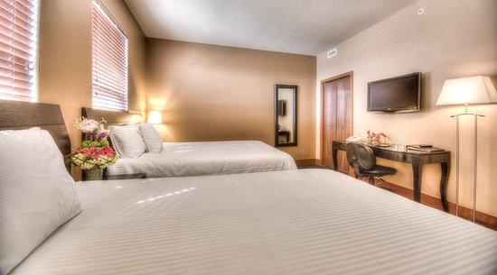 Podollan Inn & Spa: Queen Executive Room