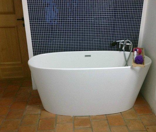 Hotel U Zeleneho hroznu (Hotel At the Green Grape) : Bathroom