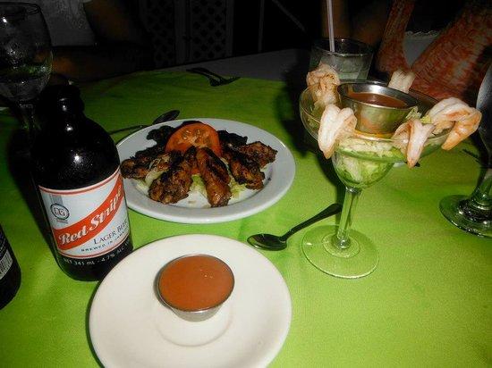 Rondel Village: food yummy !