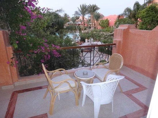 The Grand Resort Hurghada: Balcony