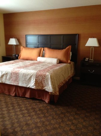 The Colonies at Williamsburg Resort: Master Bedroom