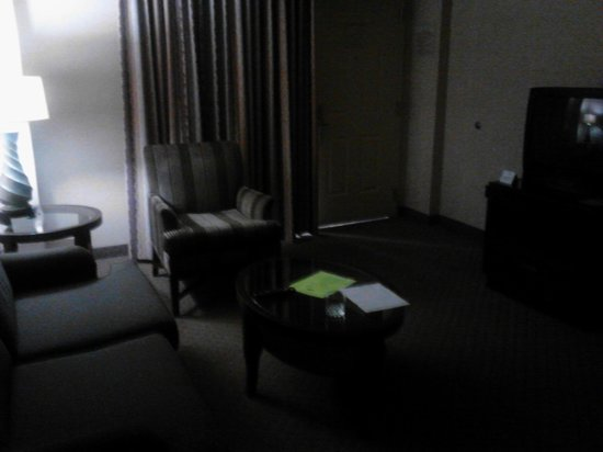 Embassy Suites by Hilton Portland Washington Square: Living Room 2