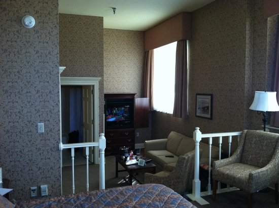 Fitger's Inn: Main room floor