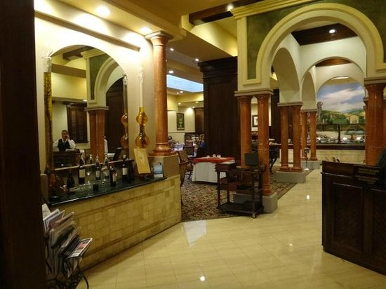 Crowne Plaza Hotel Santiago: Restaurante