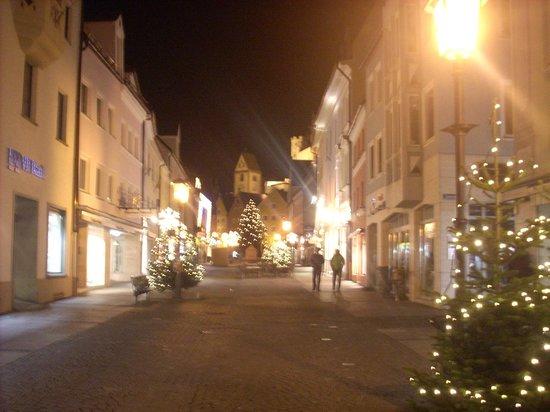 Altstadt von Fuessen: Fuessen