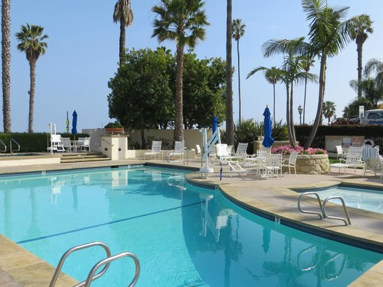 pool picture of harbor view inn santa barbara tripadvisor. Black Bedroom Furniture Sets. Home Design Ideas