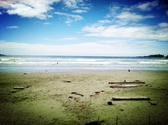Cox Bay Beach Resort: Cox bay beach