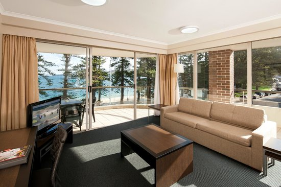 Quest Manly Two Bedroom Harbour View Apartment