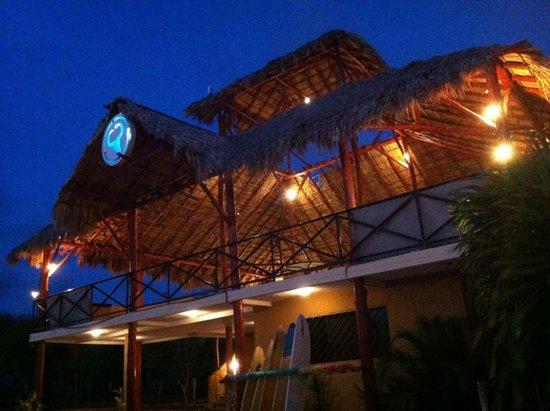 Surf Ranch Hotel & Resort : surf ranch upper bar