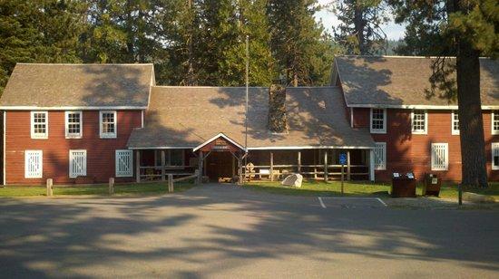 Plumas-Eureka State Park: museum