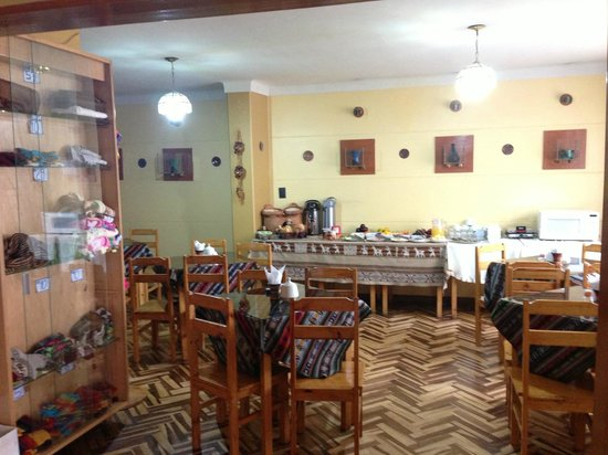 Suites Antonio's: 食堂