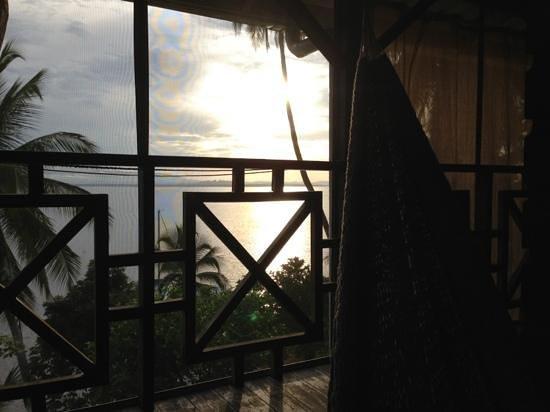 Villa Perezoso Del Mar: hammock view