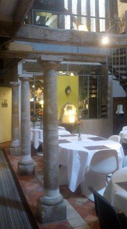 Hotel du Jeu de Paume : Dining