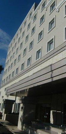 Hotel MyStays Shinurayasu: ホテル前からTDRまでの無料バスが