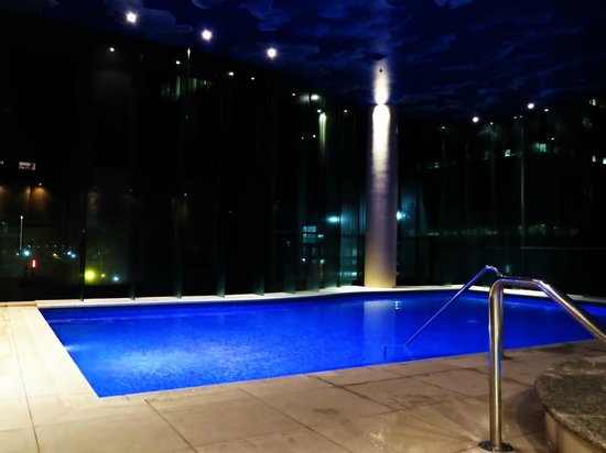 The Sebel Quay West Auckland: Pool area, 5th level