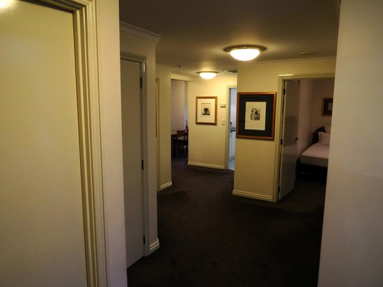 The Sebel Quay West Auckland: Room 2207