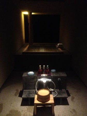 Hakone Suimeiso: private onsen