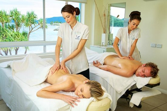 Daydream Island Rejuvenation Day Spa