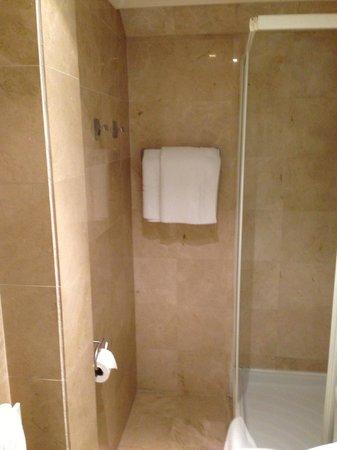 Derby Eiffel Hotel: Bathroom