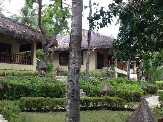 Alegre Beach Resort: The cottages