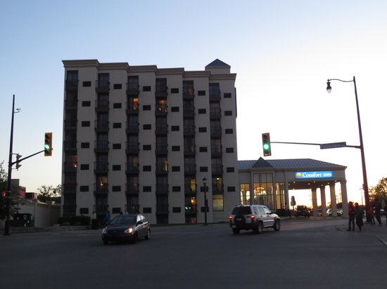 Comfort Inn Fallsview: Comfort Inn
