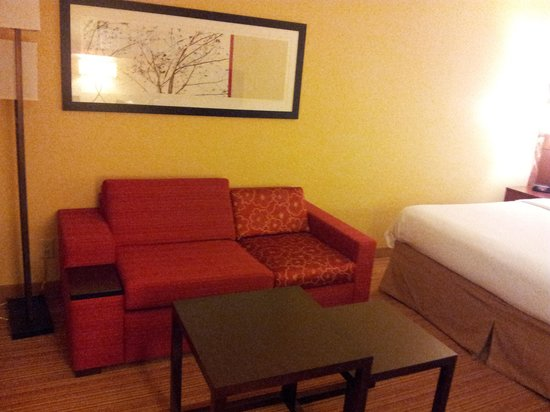 Courtyard Chattanooga at Hamilton Place: King room