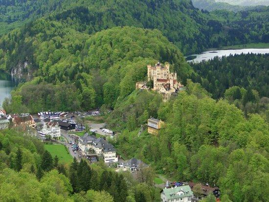 Hotel Mueller: Castle Hohenschwangau