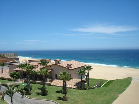 Pueblo Bonito Sunset Beach Golf & Spa Resort: balcony view