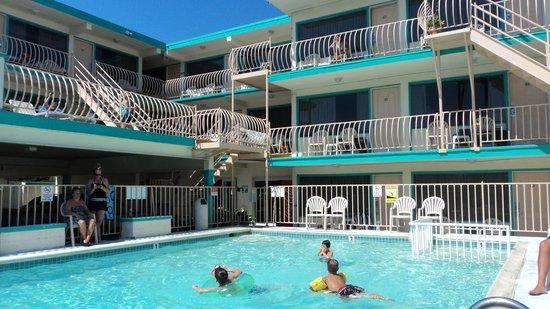 Condor Motel: Piscine