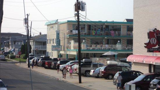 Condor Motel : du boardwalk