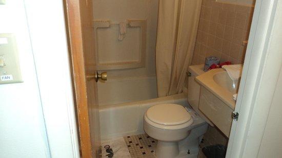 Condor Motel: Salle de bain