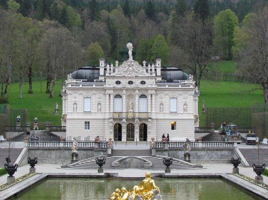 European Castles Tours: Linderhoff