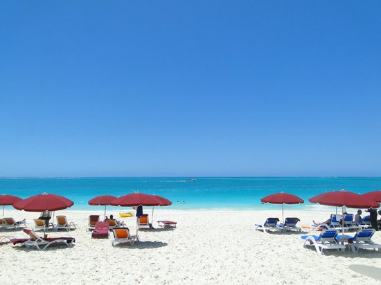 Providenciales: Grace Bay Beach