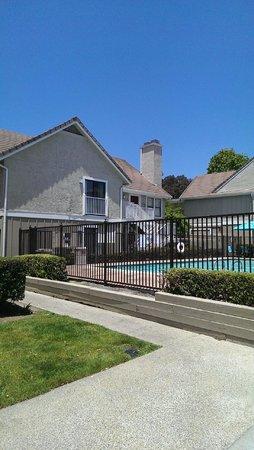 Residence Inn San Diego La Jolla : One of several pools